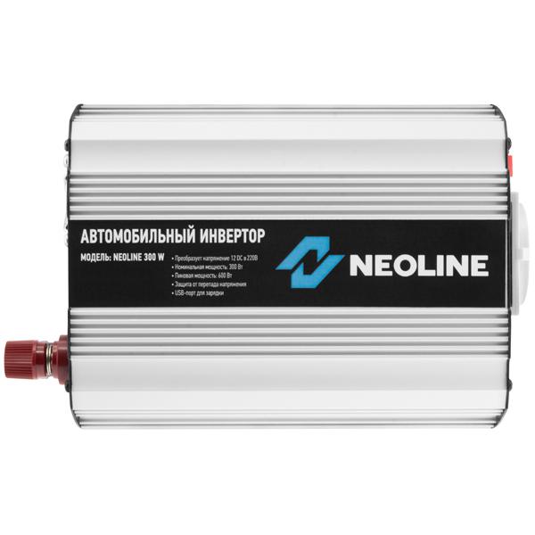Автопреобразователь напряжения Neoline 300W