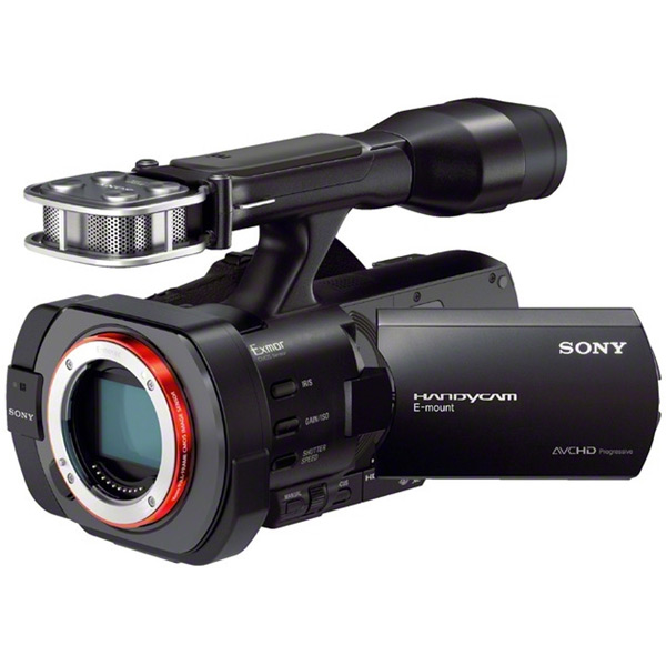 Видеокамера Full HD Sony NEX-VG900EB Black