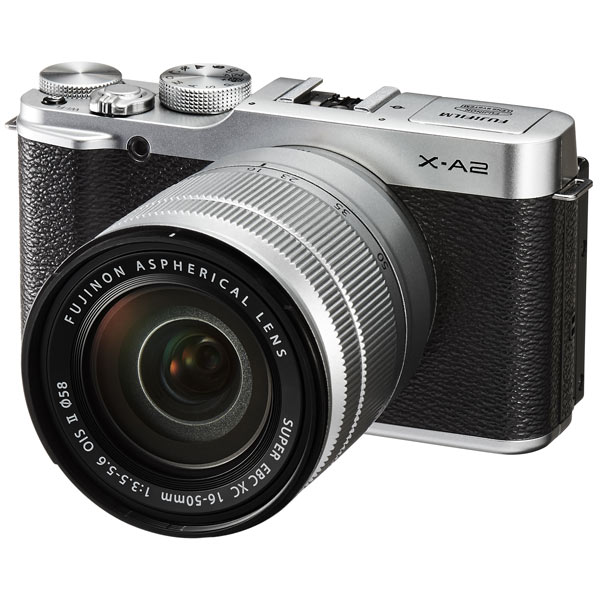 Фотоаппарат системный Fujifilm X-A2 Kit Black&Silver