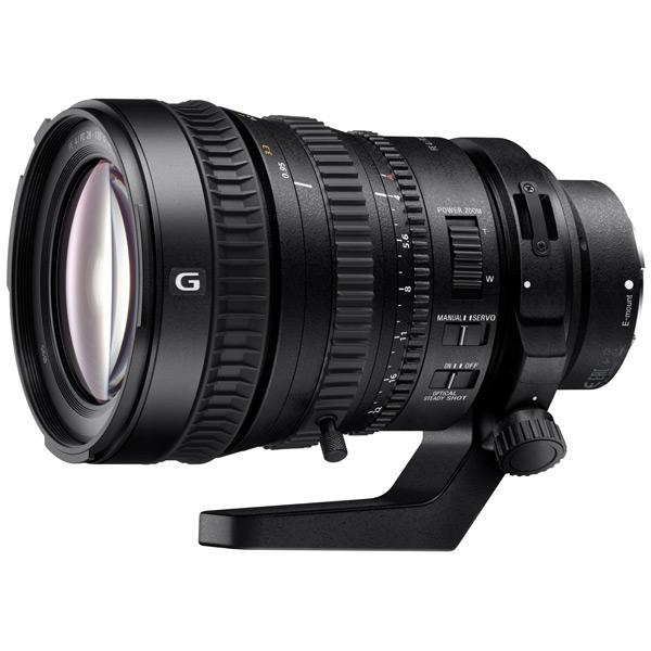 Sony, Объектив премиум, FE PZ 28-135mm f/4.0 G OSS (SELP28135G)