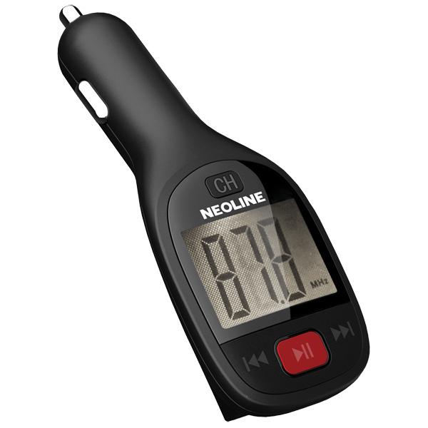 Автомобильный FM-модулятор Neoline Ellipse FM