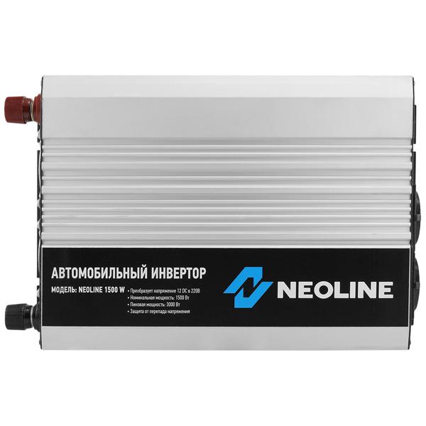 Автопреобразователь напряжения Neoline 1500W