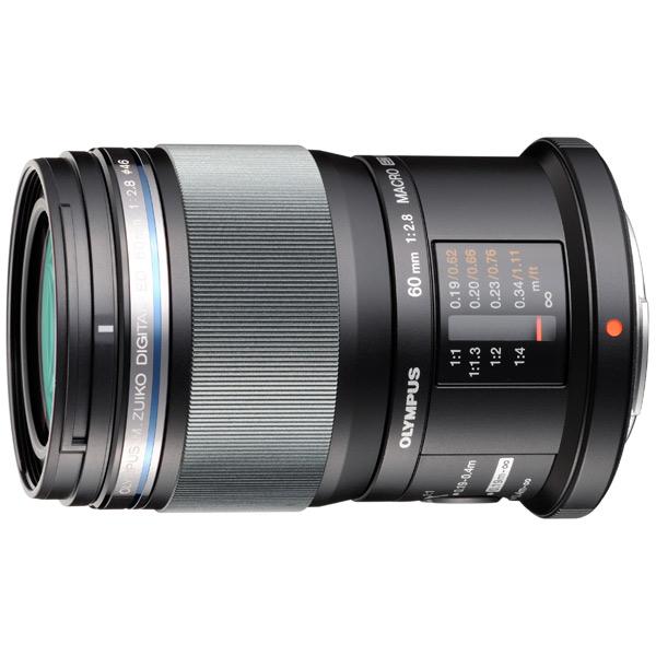 Объектив Olympus — 60mm f/2.8
