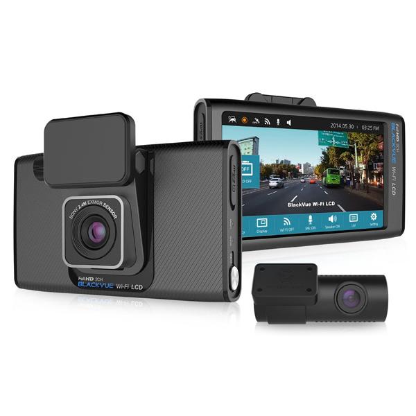 Видеорегистратор BlackVue DR750LW-2CH видеорегистратор blackvue dr750lw 2ch 4 1920x1080 2 4мп 146 g сенсор gps wifi microsd microsdhc черный