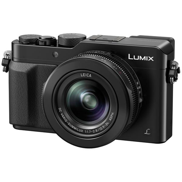 Фотоаппарат компактный Panasonic Lumix DMC-LX100 Black зарядное устройство для slr speed bosail dmc g3kgk dmc g3wgk usb