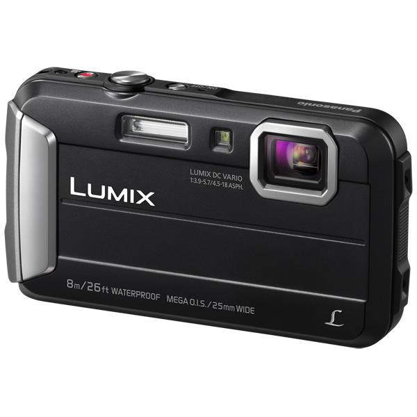 Фотоаппарат компактный Panasonic Lumix DMC-FT30 Black все цены
