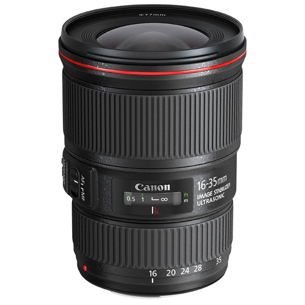 Canon, Объектив, EF 16-35mm f/4L IS USM