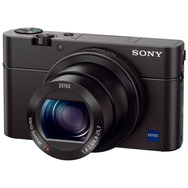 Фотоаппарат компактный премиум Sony DSC-RX100 IV Black фотоаппарат sony dsc rx100
