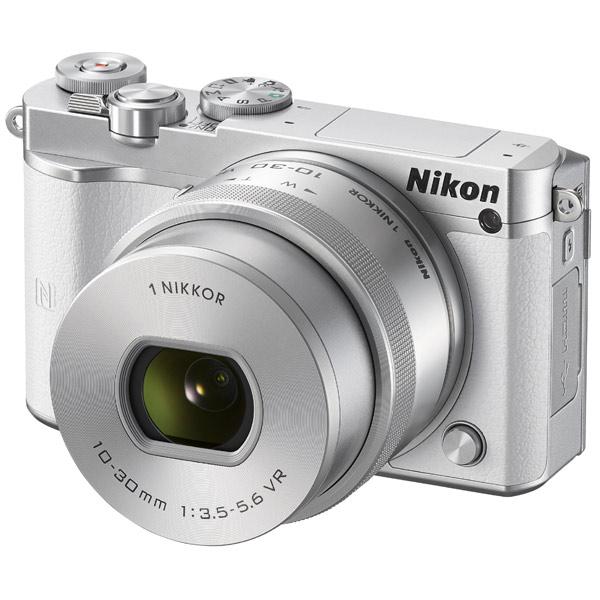 Фотоаппарат системный Nikon 1 J5 Kit White кабель nymбм j 3х1 5 ту серый 100м мастертока 10338