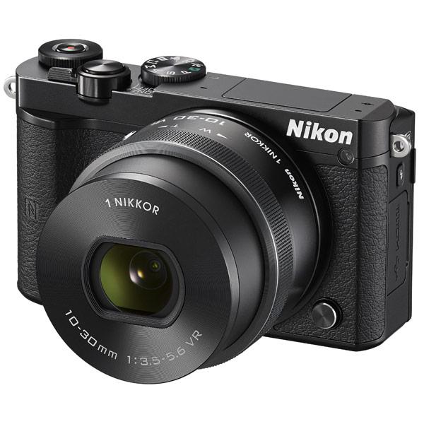 Nikon, Фотоаппарат системный, 1 J5 Kit Black