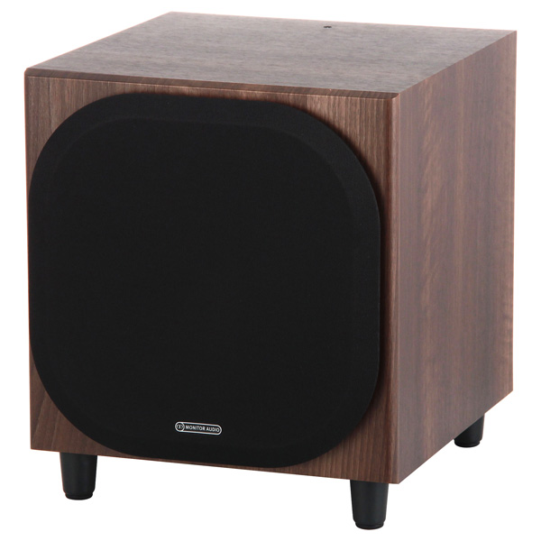 Сабвуфер Monitor Audio Bronze W10 Walnut audio physic tempo 25 walnut