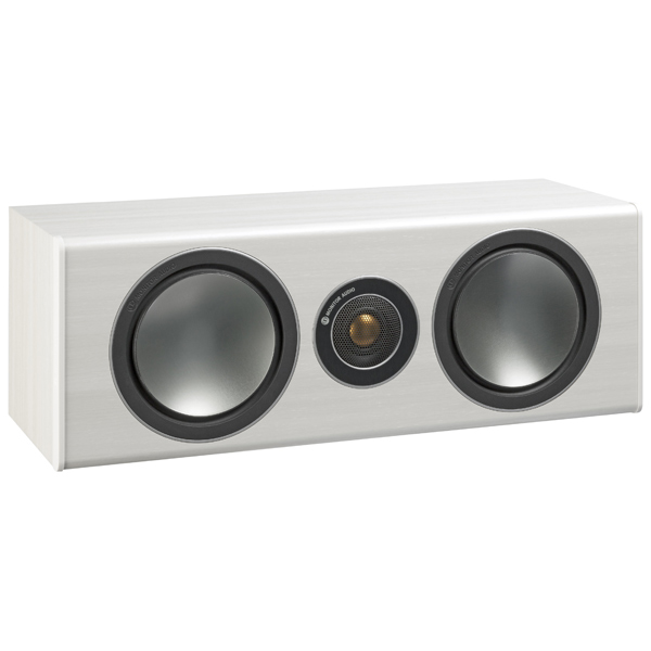 Центральный канал Monitor Audio Bronze Centre White Ash центральный канал monitor audio bronze centre white ash