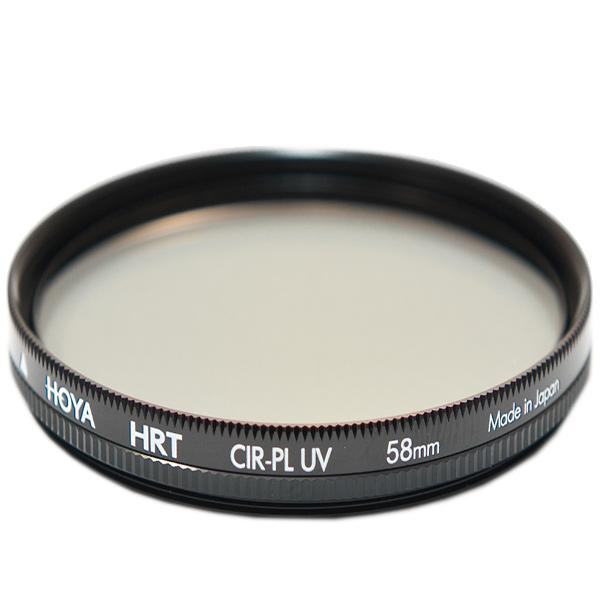 Светофильтр премиум Hoya PL-CIR UV HRT 58 mm china hrt