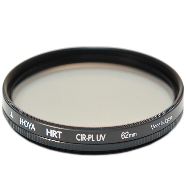 Светофильтр премиум Hoya PL-CIR UV HRT 62 mm china hrt