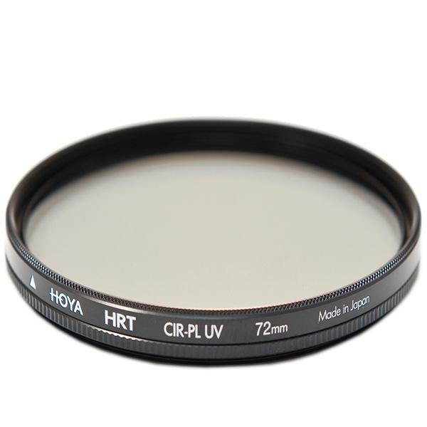Светофильтр премиум Hoya PL-CIR UV HRT 72 mm china hrt