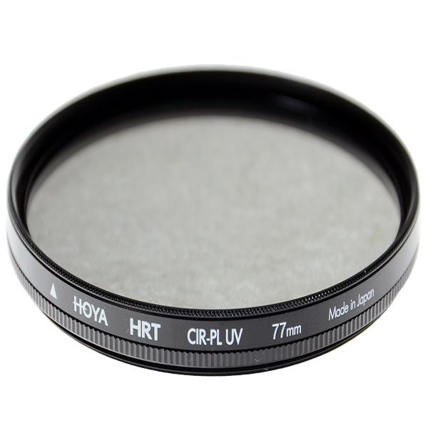 Светофильтр премиум Hoya PL-CIR UV HRT 77 mm china hrt