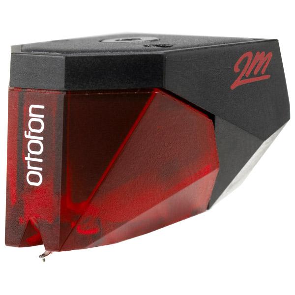 головка звукоснимателя ortofon 2m red pnp Картридж для проигрывателя винил. дисков Ortofon 2M Red