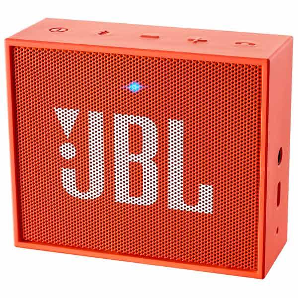 Беспроводная акустика JBL Go Orange (JBLGOORG) портативная акустика jbl go orange