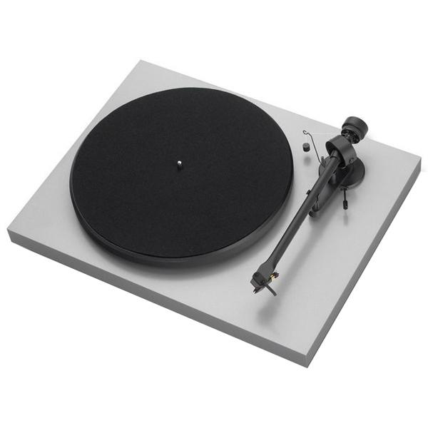 Проигрыватель виниловых дисков Pro-Ject Debut III Phono USB Light Gray pro ject debut iii phono usb light gray