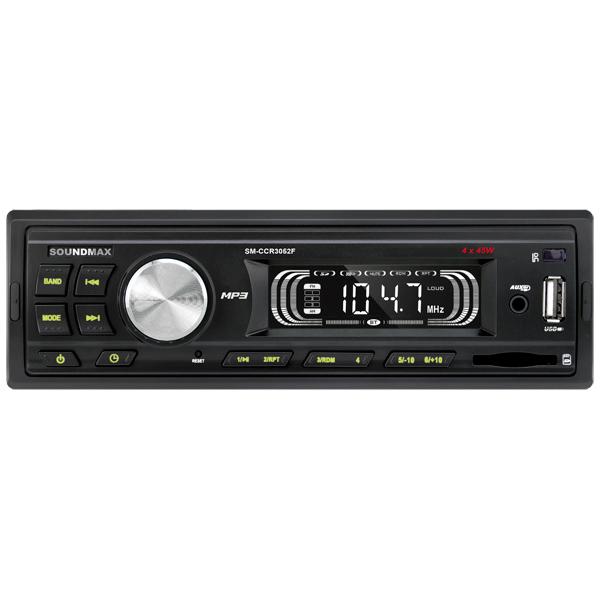 USB-Автомагнитола Soundmax SM-CCR3052F