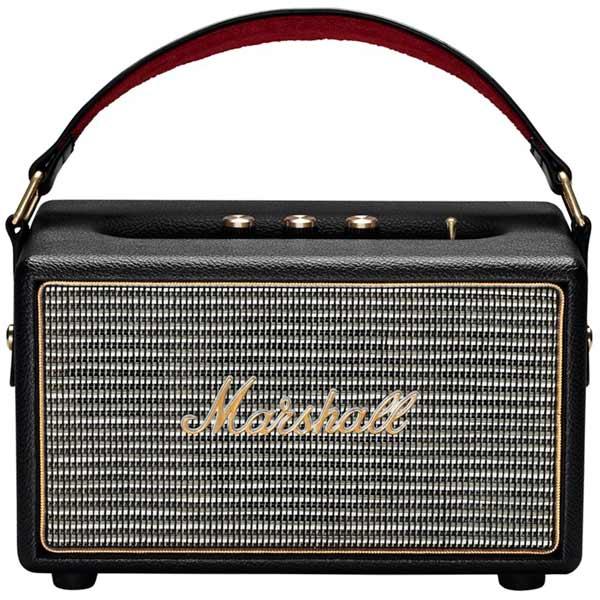 Беспроводная акустика Marshall Kilburn Black беспроводная акустика marshall kilburn cream