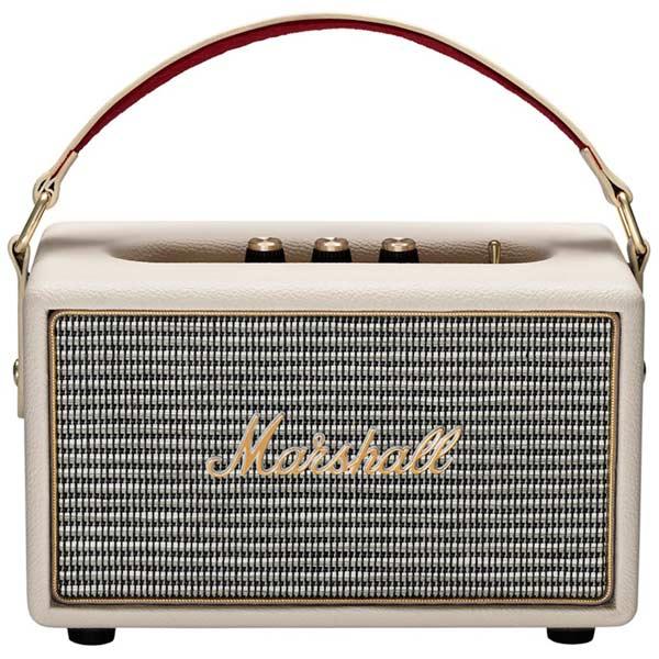 Беспроводная акустика Marshall Kilburn Cream колонка портативная marshall kilburn cream