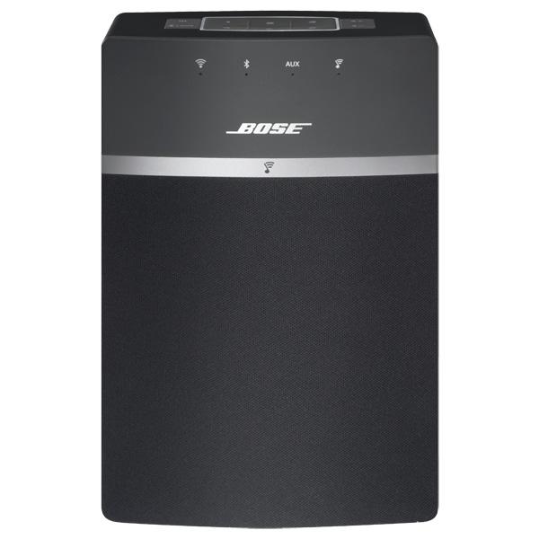 Беспроводная аудио система Bose SoundTouch 10 Black беспроводная аудио система bose soundtouch 20 iii black