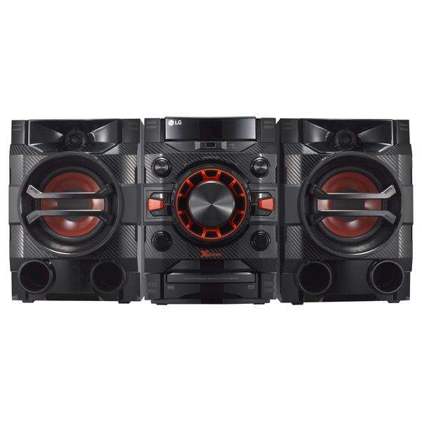 Музыкальный центр Mini LG CM4360 teak