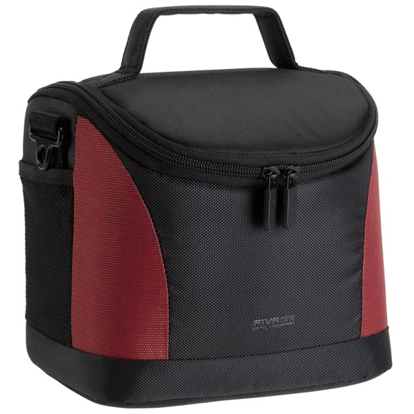Сумка для DSLR камер RIVACASE 7228 Black/Red сумка для dslr камер riva 7228 black red