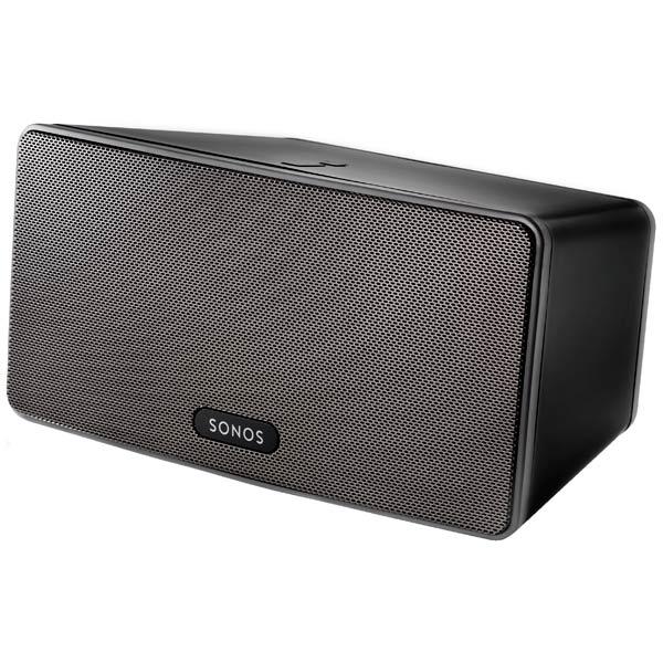 Беспроводная аудио система Sonos PLAY:3 Black саундбар sonos playbase black