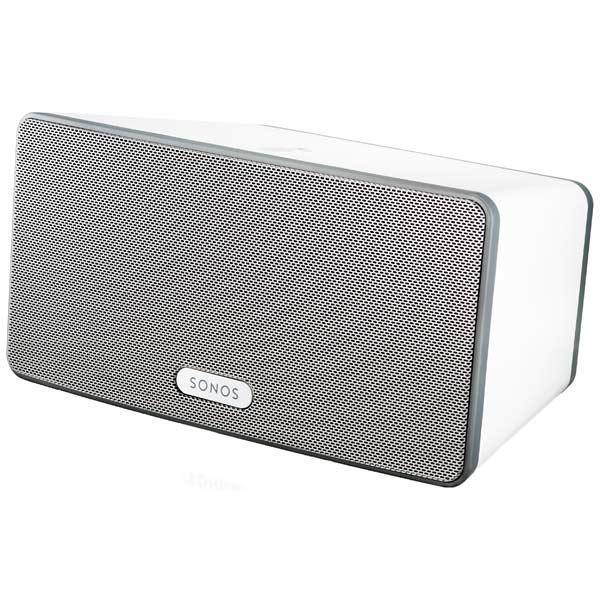 Беспроводная аудио система Sonos PLAY:3 White акустическая система sonos play 3 чёрная