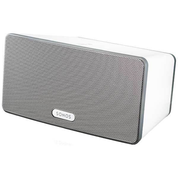 Беспроводная аудио система Sonos PLAY:3 White саундбар sonos playbase white