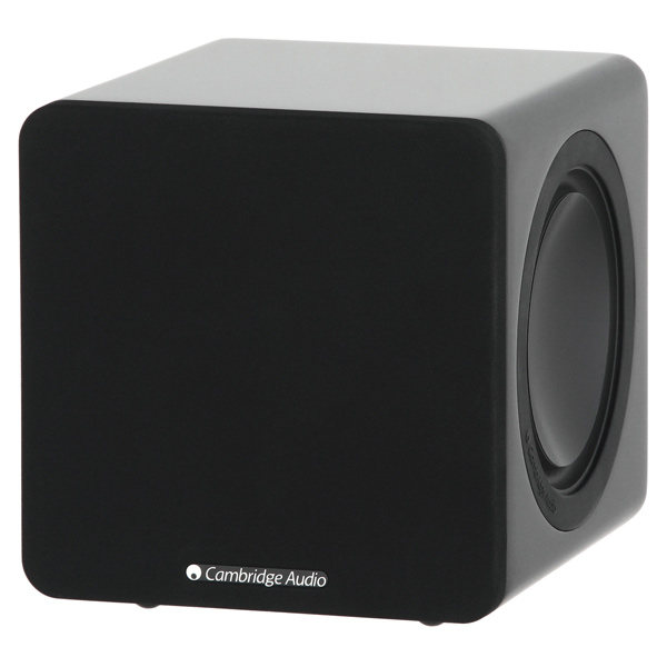 Сабвуфер Cambridge Audio Minx X201 Black активный сабвуфер cambridge audio minx x201 white