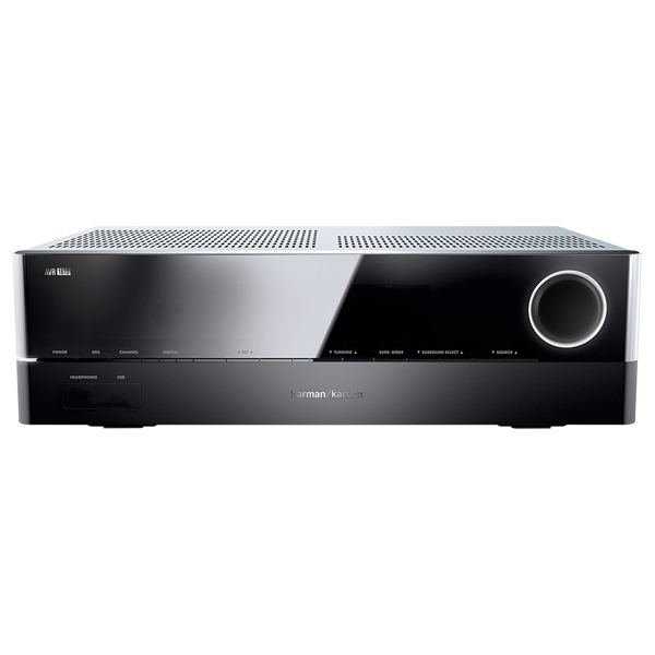 Ресивер Harman/Kardon AVR 161S Black