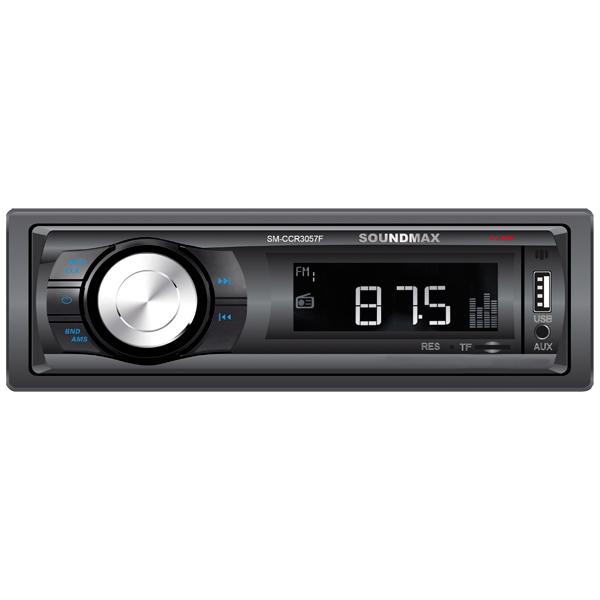 Soundmax, Usb-автомагнитола, SM-CCR3057F