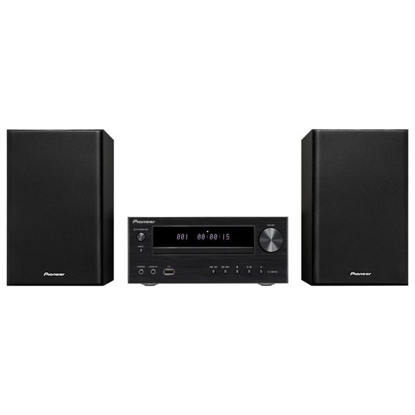 Музыкальный центр Micro Pioneer X-HM15-K Black