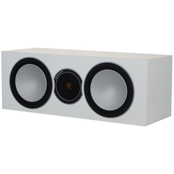 цена на Центральный канал Monitor Audio Silver Centre White Gloss