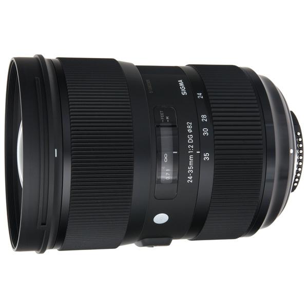Объектив Sigma 24-35mm f/2.0 DG HSM |A NIKON купить sigma 18 200 мм для pentax