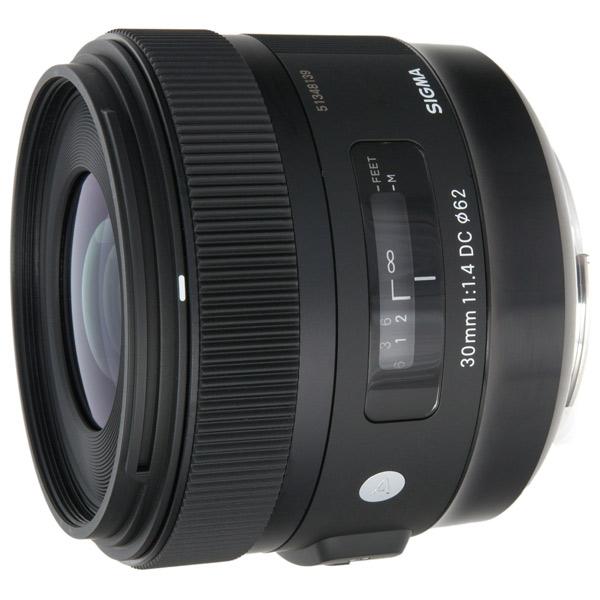 Объектив Sigma 30mm f/1.4 DC HSM Art CANON sigma 50 100mm f 1 8 dc hsm art canon ef