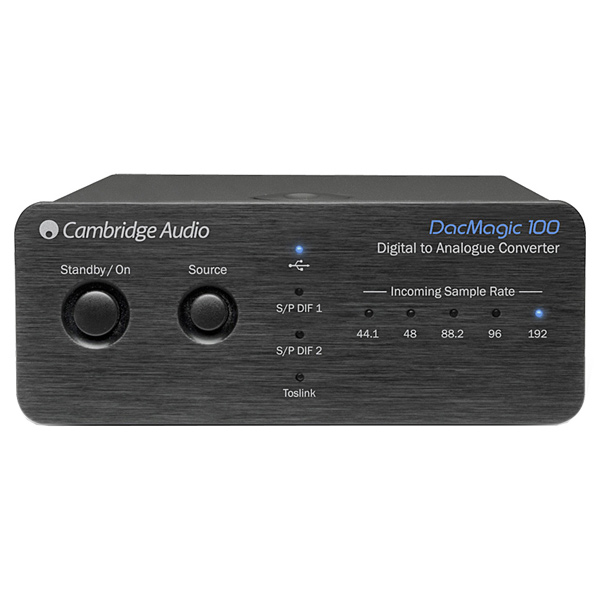 Процессор обработки звука Cambridge Audio Azur DacMagic 100-B стереоусилитель cambridge audio azur 851a silver