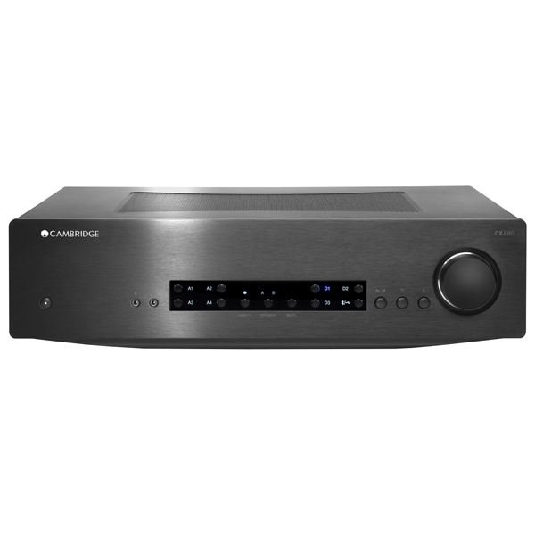 Усилитель Cambridge Audio CXA 80 Black
