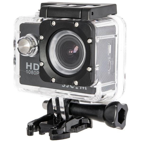 Видеокамера экшн SJCAM SJ4000 Black sjcam sj5000 plus black экшн камера