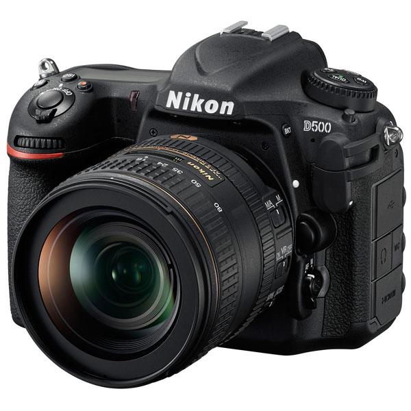 Nikon, Фотоаппарат зеркальный премиум, D500 + 16-80 DX f/2.8-4E ED VR