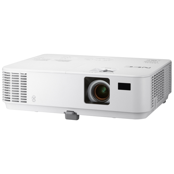 Видеопроектор для домашнего кинотеатра NEC NP-V302HG проектор nec np me331x me331x