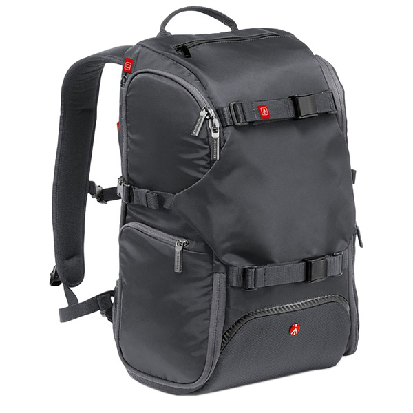 Рюкзак премиум Manfrotto Advanced Travel Gray (MB MA-TRV-GY) manfrotto рюкзак drone d1 mb bp d1