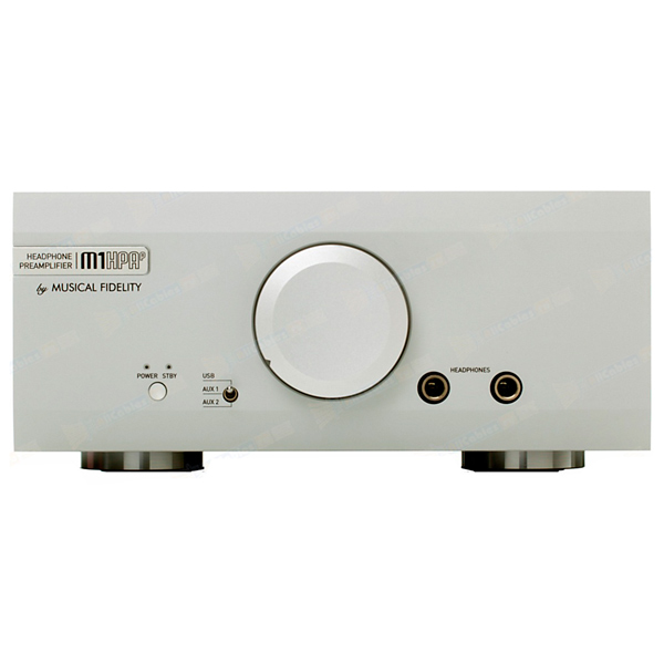 Hi-Fi Усилитель для наушников Musical Fidelity M1 HPAP Silver