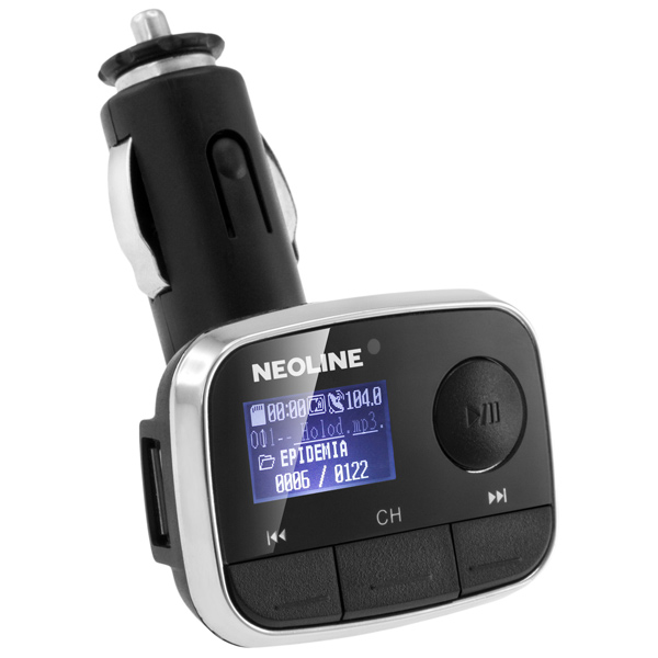 Автомобильный FM-модулятор Neoline