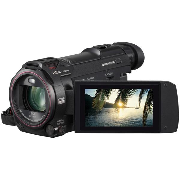 Видеокамера цифровая 4K Panasonic — HC-VXF990EEK