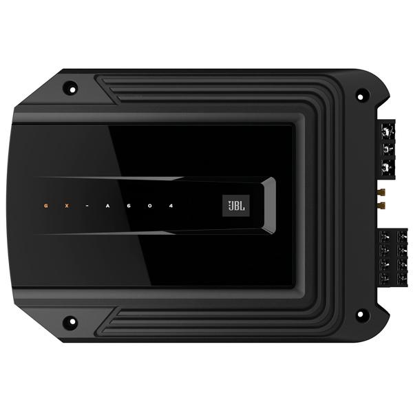 Автомобильный усилитель (4 канала) JBL GX-A604 автомобильный усилитель 2 канала sony xm n502 q