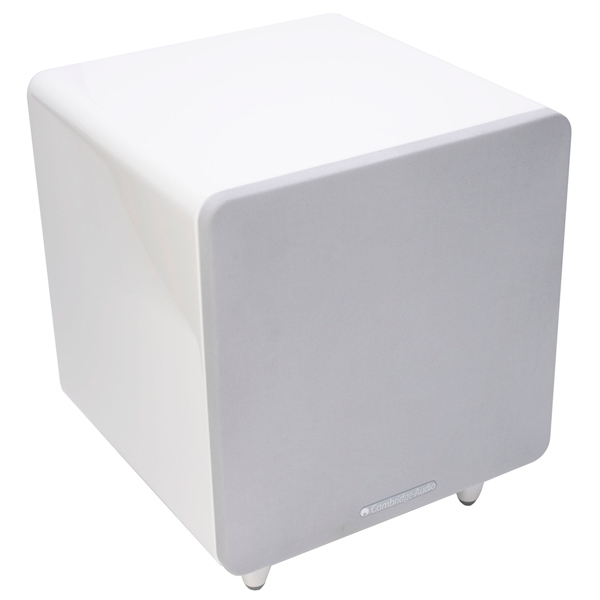 Сабвуфер Cambridge Audio Minx X301 White активный сабвуфер cambridge audio minx x201 white